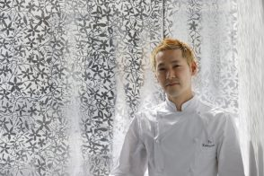 Japanese chef makes history as he joins France's Michelin elite