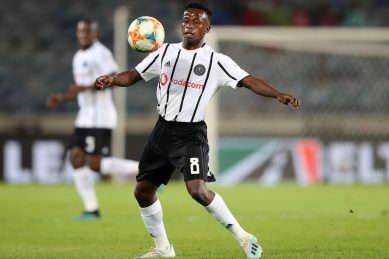 Maritzburg show interest in out-of-favour Pirates midfielder