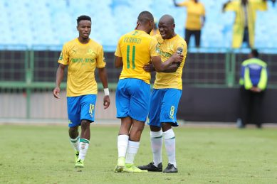 Sundowns march into the Caf Champions League quarterfinals