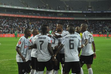 Pirates' impressive form continues as they edge AmaZulu