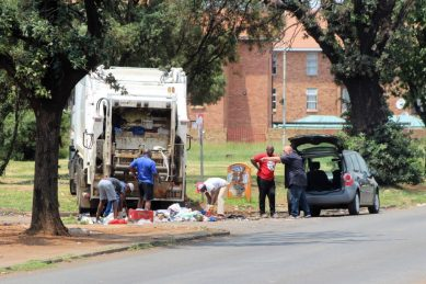 Emfuleni municipality rubbish uncollected since December, say residents