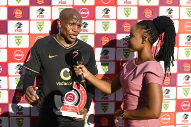 PSL teams play defensively against Chiefs – Manyama