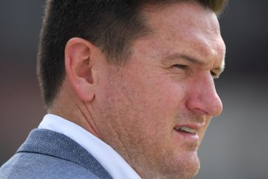 Quinny can be groomed into 'outstanding leader', says Biff