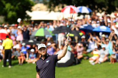 Amazing Grace surges to spectacular SA Open victory