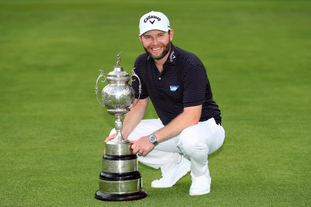 Grace grateful the roar for Louis didn't mean another SA Open heartache