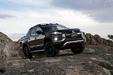 Mitsubishi barred from using Absolute moniker for planned Raptor-rivalling Triton