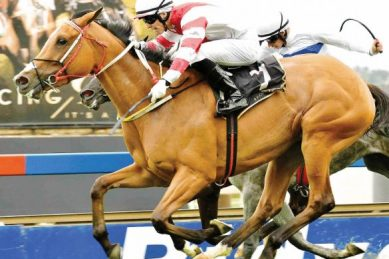 Sidonie weighted to win