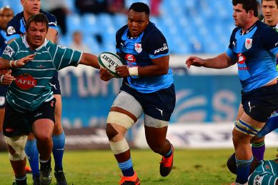 Gifted Bulls youngster Matanzima knows the second year is the hardest
