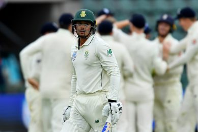 Confidence-starved Proteas batters will need to learn to bake a cake