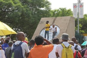 TUT 'national shutdown' still on cards