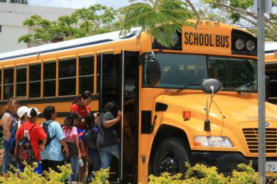How to ensure your children's safety on excursions and class trips