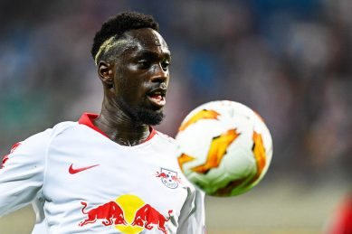 Leeds sign forward Jean-Kevin Augustin to boost promotion push
